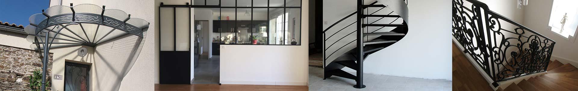 entreprise fran ois m tallerie ferronnerie nantes loire atlantique 44. Black Bedroom Furniture Sets. Home Design Ideas
